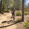 Chris on Log ride
