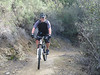 Steve on the Las Virgenes View Trail