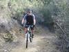 Steve on the Las Virgenes View Trail