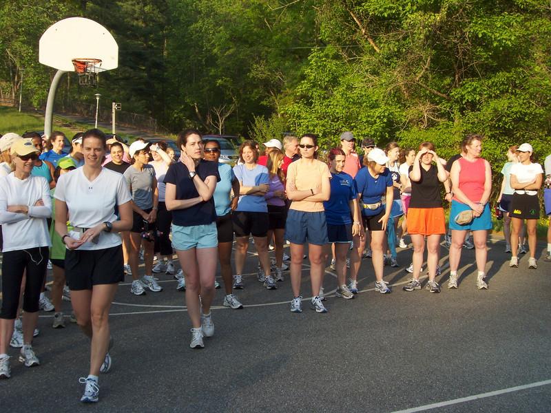Photo by Ken Trombatore                                   --May 4th FTM Training Run