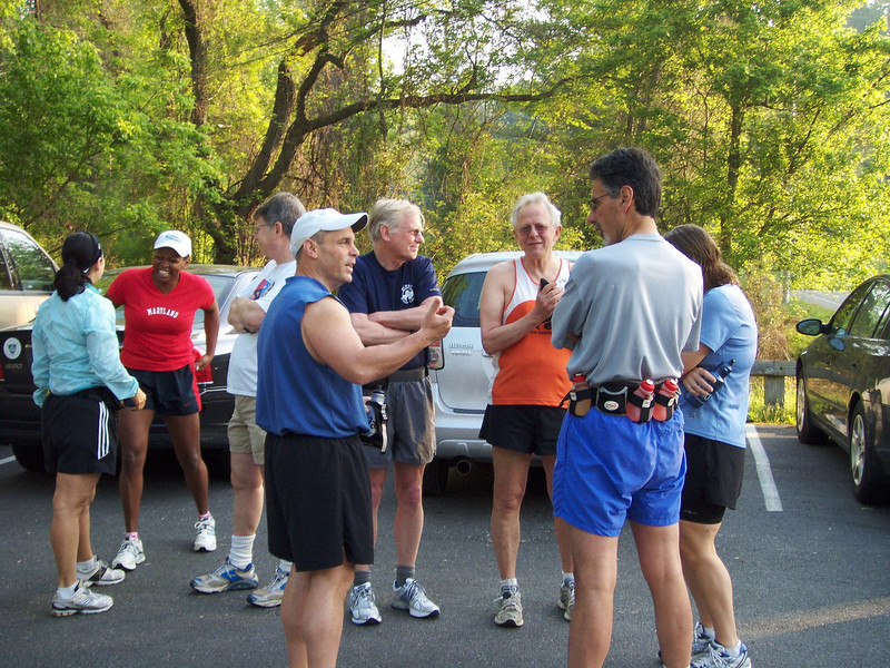Photo by Ken Trombatore                                   --May 4th FTM Training Run