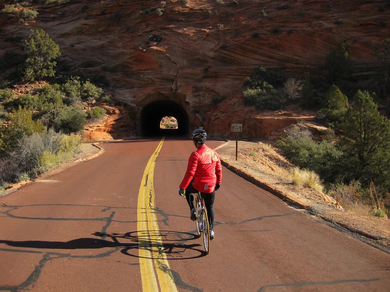 Mt Carmel tunnel- Zion NP