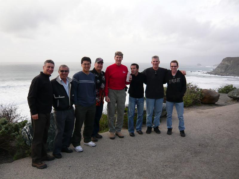 Big Sur view point