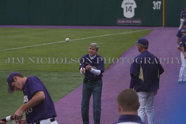 2008 UW vs. WSU Baseball