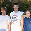 Acceler8ers Andrew Swicegood, Luke Hayden, and Grace Tinkey