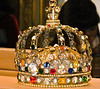 Crown jewels at Louvre
