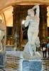 Michelangelo's statues at Louvre