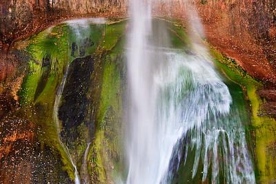 Calf Creek Falls, Grand Staircase of the Escalante NM,  Utah