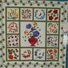 3rd Place<br /> Rosie's Garden<br /> Rosellis Rosario