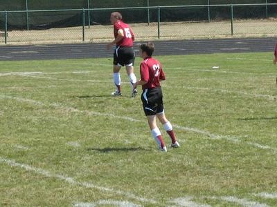 2008 Soccer Season