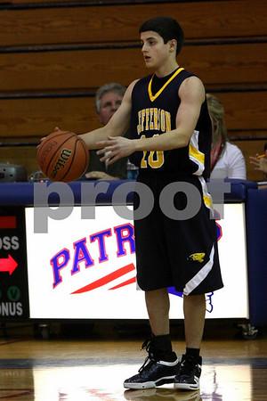 Jefferson vs Lenape Valley - Varsity Basketball