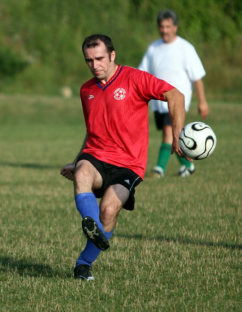 Lenape Valley Soccer Club Soccer Scrimmage - C.O. Johnson Field