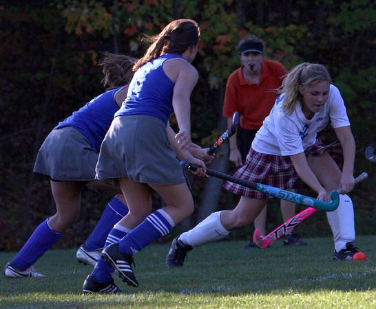 Lenape Valley vs Kittatinny Freshman Field Hockey