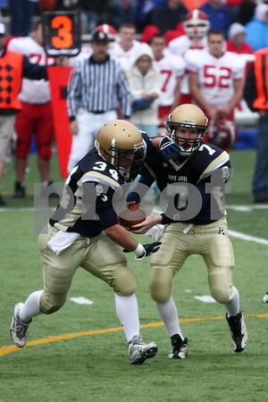 Lenape Valley vs Pope John - Varsity Football
