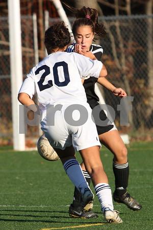 Morris Catholic vs. South Brunswick - Girls Varsity Soccer