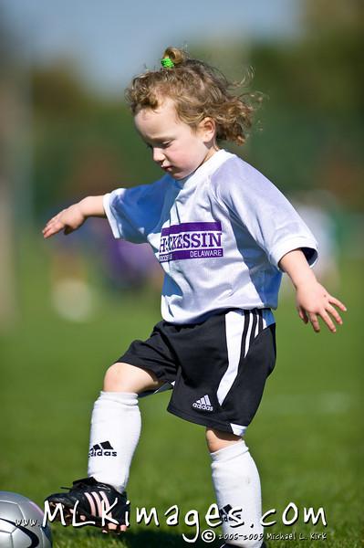 HSC Monkeys Soccer Play Day, October 26, 2008