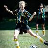 U12 Girls SCCSA Bolts vs RTSC Red Raiders 9/7/2008