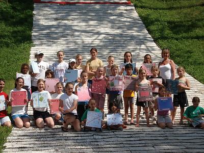 Blackhawk National Women's Ski Jumping Camp:  June 18-22, 2008