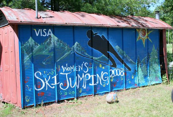2008 Summer and Fall Ski Jumping