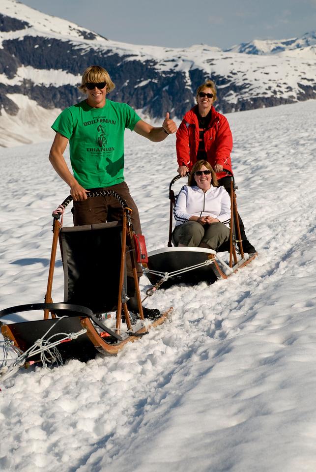 Susan's sled
