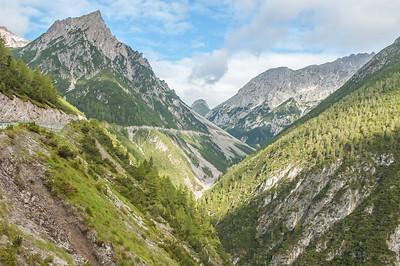 Classic Alpine Adventure July 2008