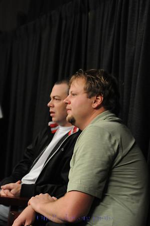 Gabe Owen & Scott Frost