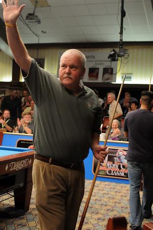 Banks winner Larry Price