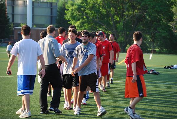 St. John's Alumni Lacrosse Game