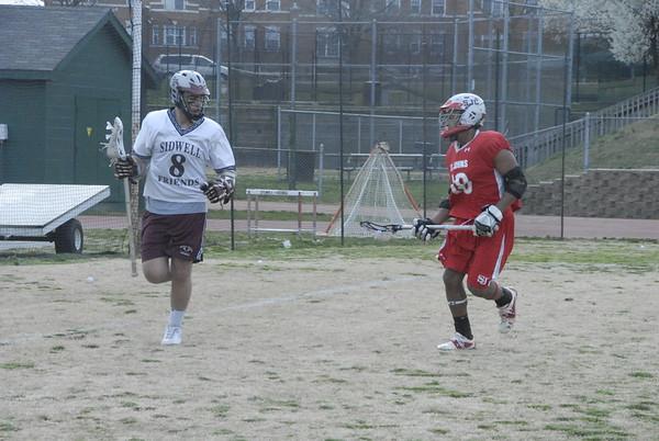 St. John's @ Sidwell Friends 03-28-2008
