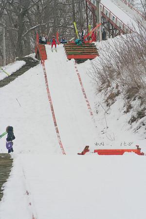 2008 Winter Ski Jumping