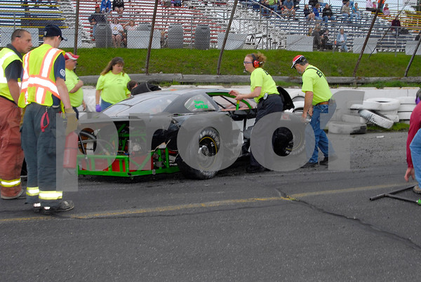 August 16, 2008 Victory Lane
