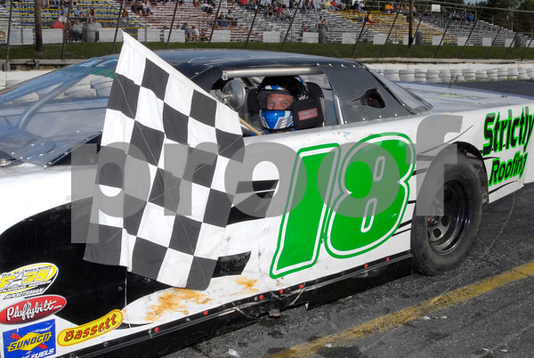 August 30, 2008 Victory Lane