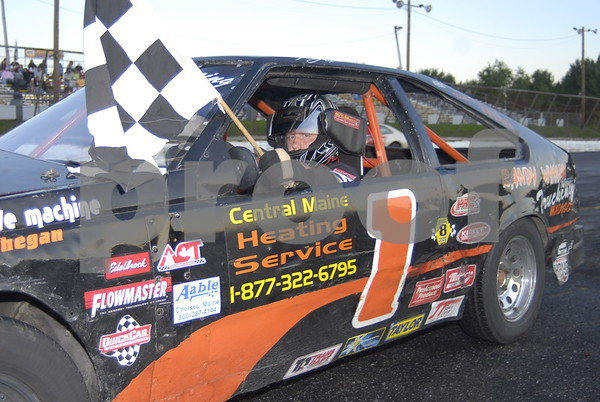 August 9, 2008 Victory Lane