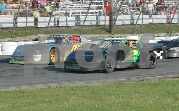 June 7, 2008 Track