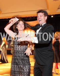 Amy Martin, Ron Cohen Photo by Tony Powell