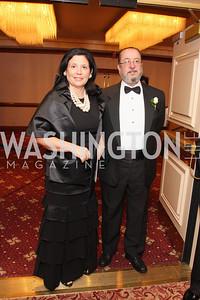 Fernando Varela, Patricia Varela, Photo by Tony Powell