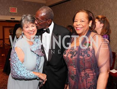 Gail Scott, Oscar Phillip, Glenda Morean,Photo by Tony Powell