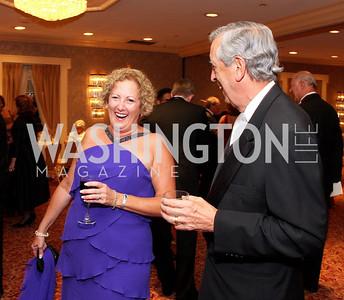 Lisa Maher, Wally Maher, Photo by Tony Powell