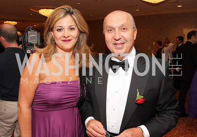 Nicole Saba, Antoine Chedid,  Photo by Tony Powell
