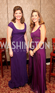 Abigail Blunt, Norah O'Donnell,  Photo by Tony Powell