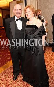 Henry Waxman, Janet Waxman Photo by Tony Powell