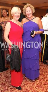 Pat Oxley, Lisa Maher,  Photo by Tony Powell