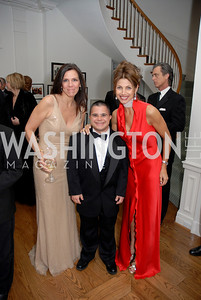 Karen White, Brett Banford, Malissa Shriver,Photo by Kyle Samperton