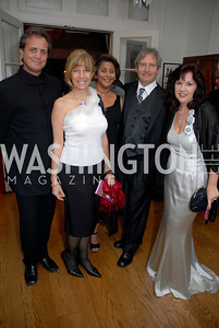 Peter Coetzee, Ruchell Louis, Mary Haskins, Steve Haskins, Rhonda Ritchie,Photo by Kyle Samperton
