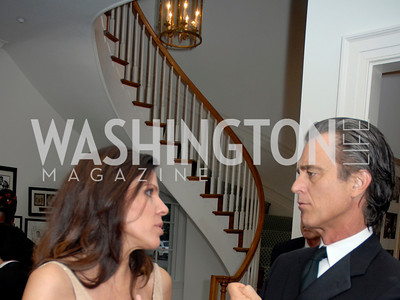Karen White, Bobby Shriver,Photo by Kyle Samperton