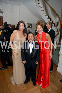Karen White, Brett Banford, Malissa Shriver, Photo by Kyle Samperton