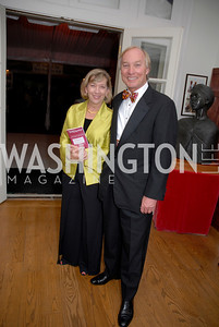 Anne Maher, Peter Franchot,Photo by Kyle Samperton