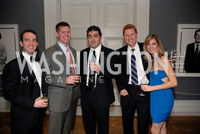 Edward Weklar, William Bofa, Muchael Patella, Connor Sibley, Nicole Sibley, Photo by Kyle Samperton