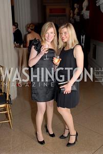 Amanda Weller, Rachel Strege, Photo by Kyle Samperton