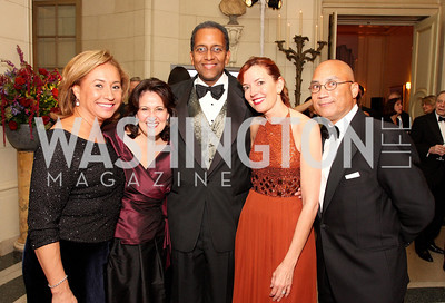 audrey figueroa, anita mcbride, pleasant brodnax, marie royce boeing, ted austell, Photo by Tony Powell